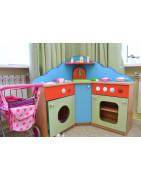 Детская мебель - уголки природы для детского сада