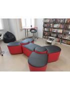 Детская мягкая мебель, комплекты мягкой мебели для детского сада купить у производителя